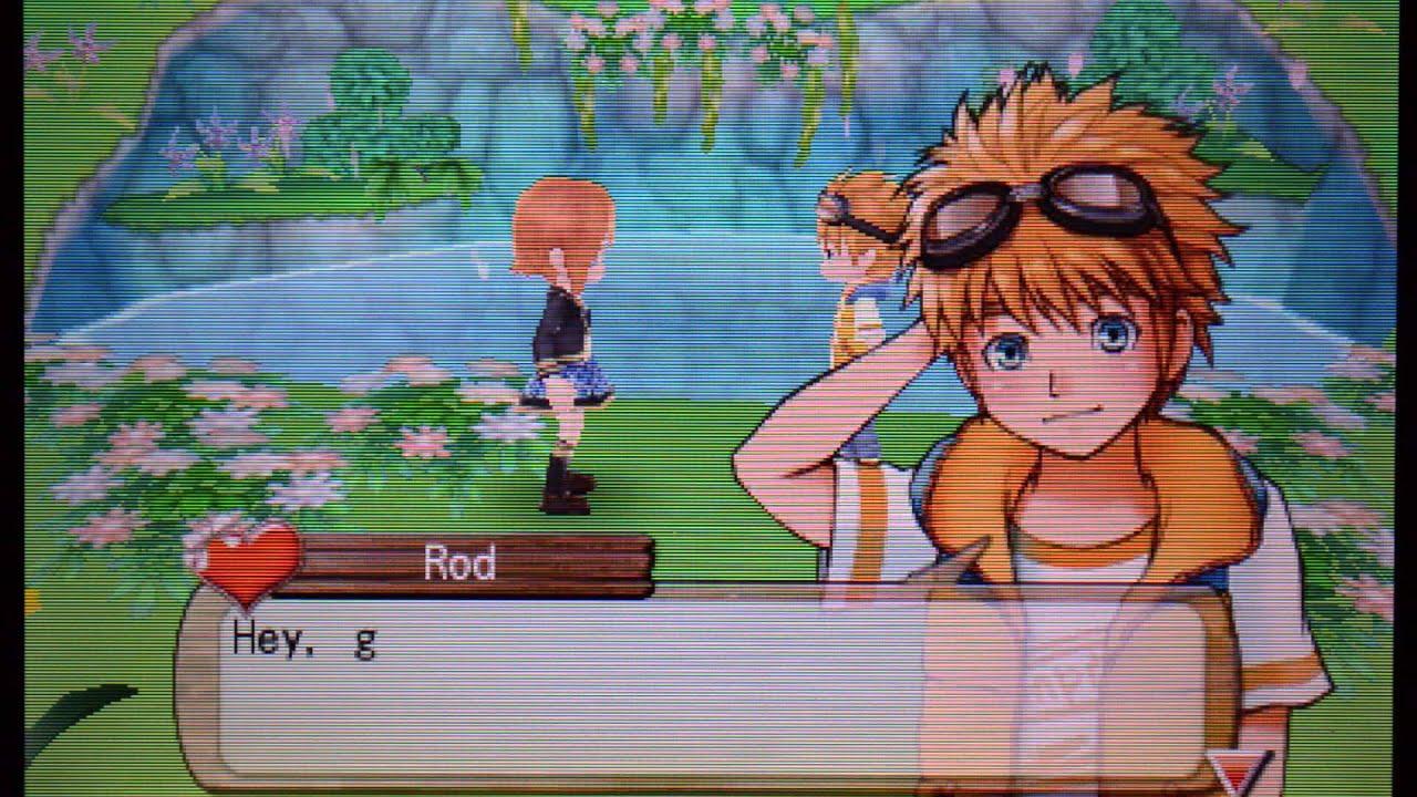 Harvest Moon 3DS A New Beginning