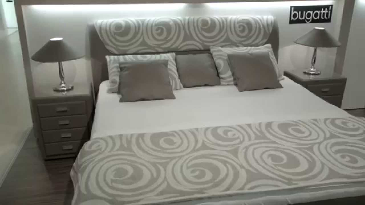 ostermann bugatti boxspringbett silber youtube. Black Bedroom Furniture Sets. Home Design Ideas