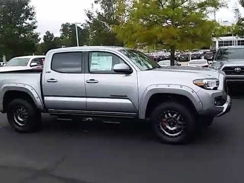 Toyota Tacoma Xsp >> 2017 Toyota Tacoma 4x4 Xsp Preview By Alan