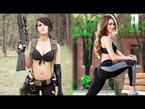 Thumbnail: Trial by Combat: Sniperwolf vs Yanet Garcia
