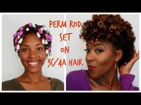 perm rod set 3c 4a natural