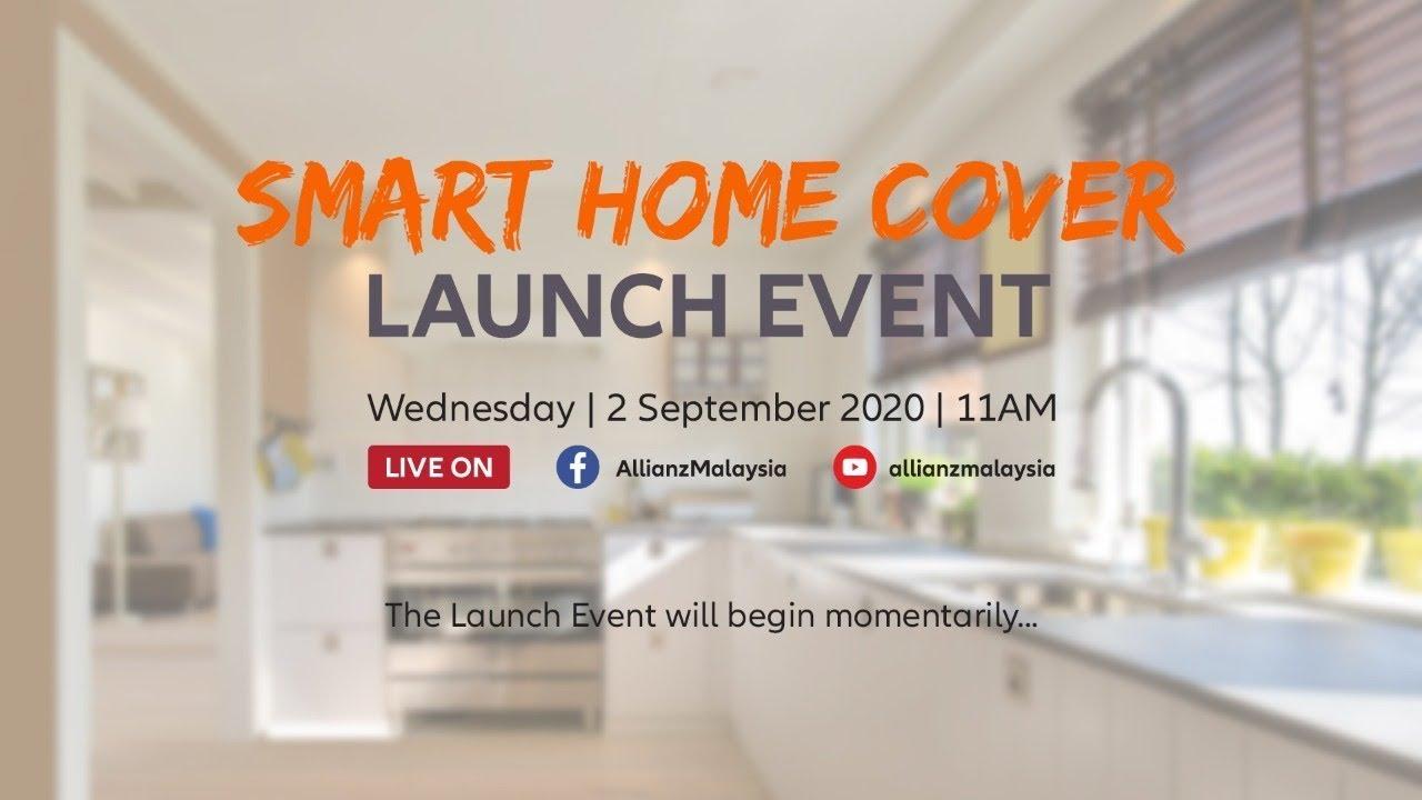 Enhanced Smart Home Cover