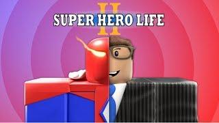 Roblox SHL II|I'm Superman!