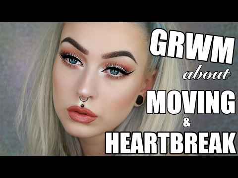 GRWM Chat about Heartbreak, Break Ups & Moving | Evelina Forsell