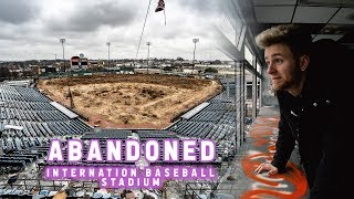 Baseball Field of Lost Dreams - Abandoned