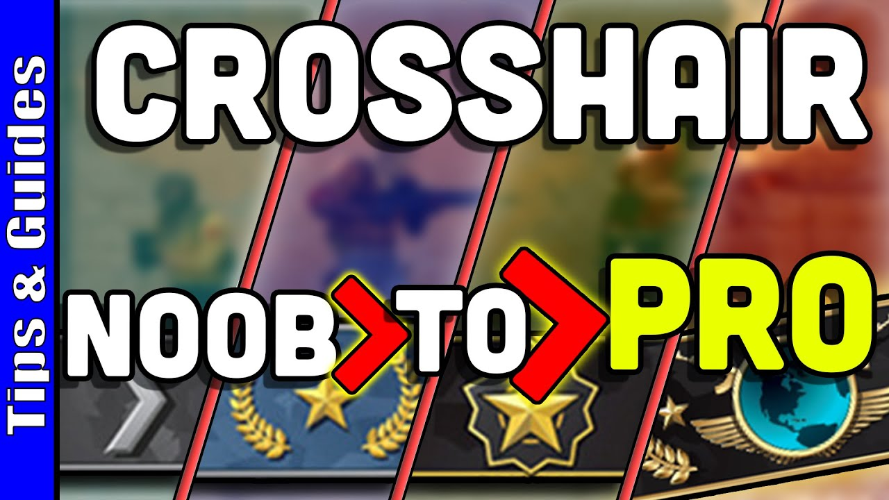 4 Levels of Crosshair Placement: Beginner to Pro (ft. voocsgo)