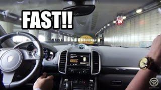 Gemballa GT600 AERO 3 Porsche Cayenne Turbo Videos