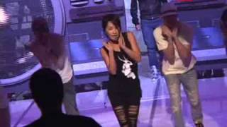 Uhm Jung Hwa DISCO Rehersal Live Feat TOP 080710.mp3