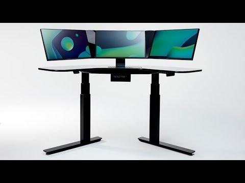 CES 2019 - Cemtrex - SmartDesk
