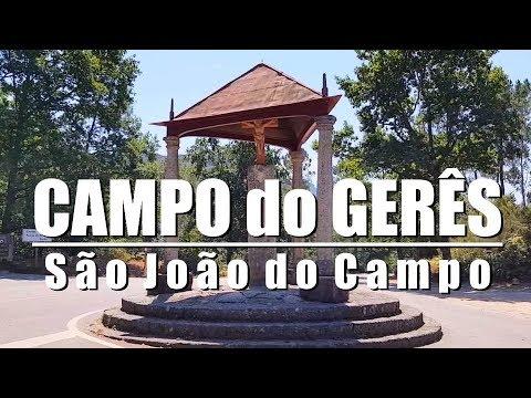 Campo do Gerês  São João do Campo  Portugal HD