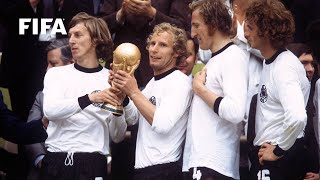 one to eleven - the fifa world cup film - berti vogts exclusive