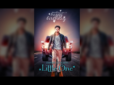 Photoshop Tutorial | Movie Poster Manipulation Effects
