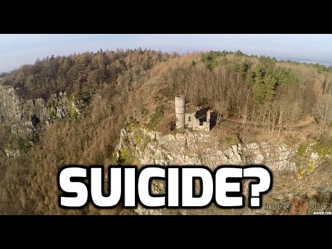 First Suicide Caught On Video With A DJI Phantom Drone