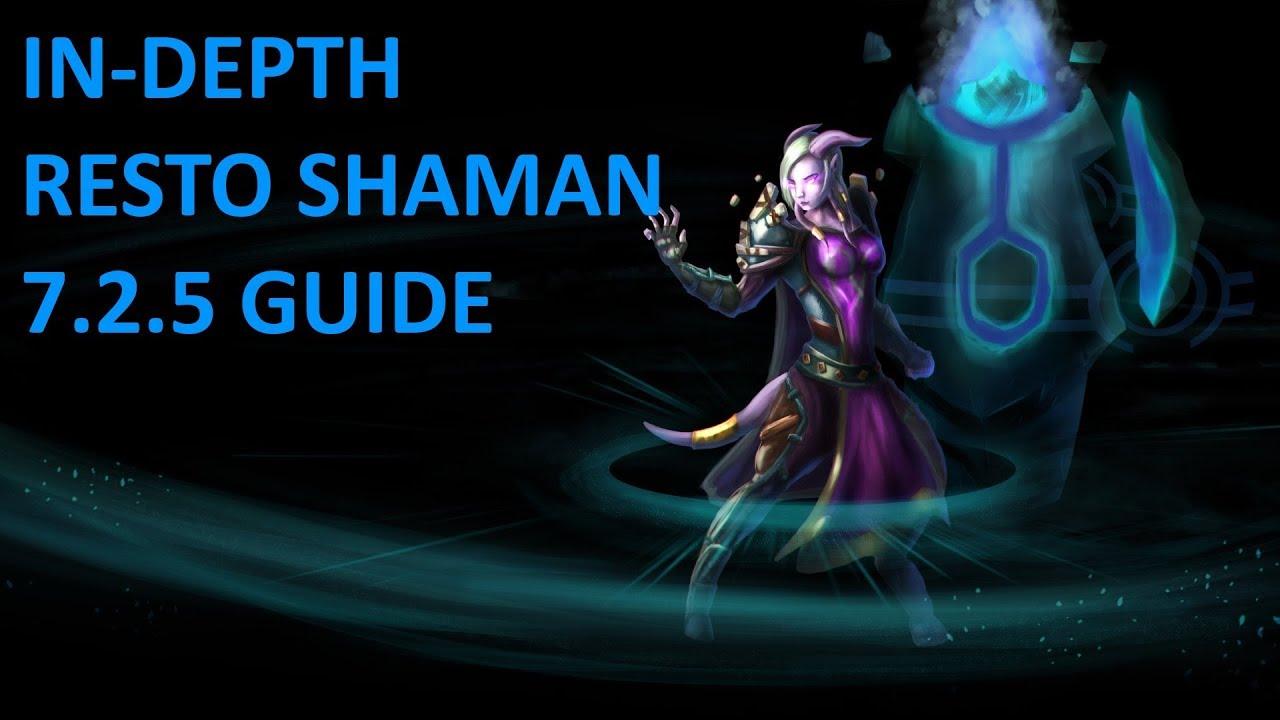 Shaco Build S7: IN-DEPTH RESTORATION SHAMAN GUIDE (7.3)