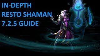 IN-DEPTH RESTORATION SHAMAN GUIDE (7.3)