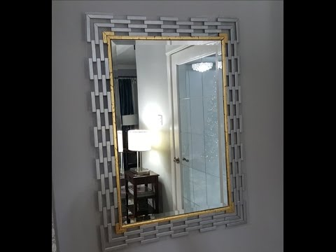 Neiman Marcus inspired mirror for under $60