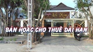 Bán hoặc cho thuê dài hạn nhà ở và quán cafe Lối Mòn - Nhà đất Kiên Giang