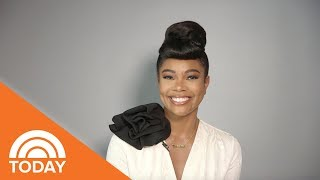 Gabrielle Union Loves Her Teeth & Shares How She Used To Struggle With Accepting Compliments | TODAY
