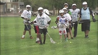 Denver City Lax teaches players about the game of lacrosse and life lessons