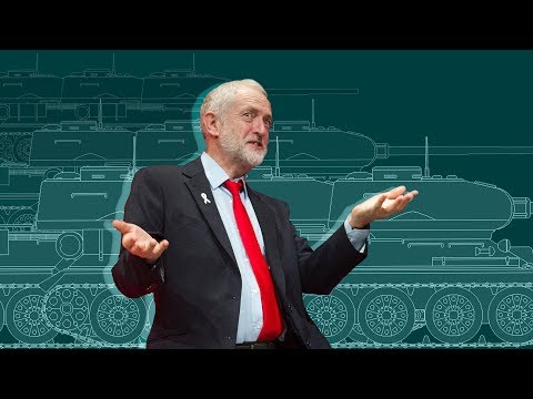 Is Jeremy Corbyn a pacifist?