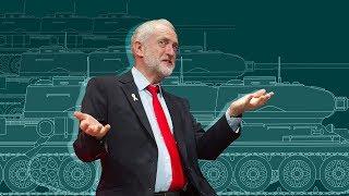 Is Jeremy Corbyn a pacifist?