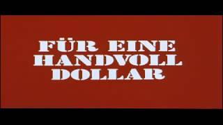 Für eine Handvoll Dollar (1964) - DEUTSCHER TRAILER