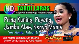 MEDLEY Sragenan (HD) TARDI LARAS Cokek Mania Wates Sedayu Jumantono