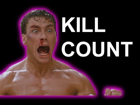 Jean-Claude Van Damme Kill Count