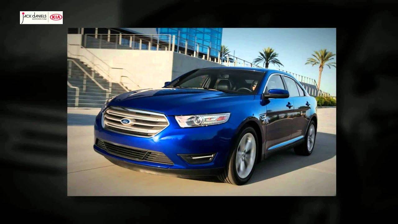 Kia Optima Vs. Ford Taurus Patterson NJ - YouTube