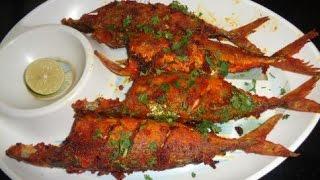 Bangada fry Konkani Recipe (Agri style)