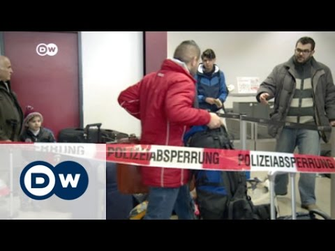 Iraqi refugees want to return home | DW News