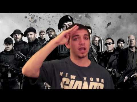 The Expendables 2-Movie Review