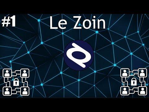 Une vidéo, une crypto : Le Zoin !