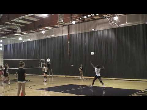 Vista Murrieta High School Freshman Girls Volleyball vs Rancho Cucamonga Match 1