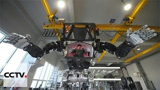 ROK engineers build world's first manned, bipedal robot