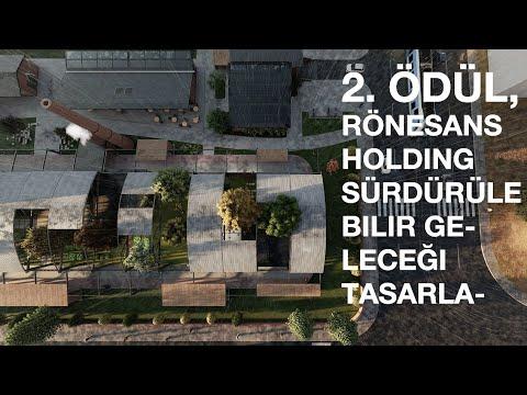 2. Ödül, Rönesans Holding Sürdürülebilir Geleceği Tasarla 2020 Mimarlık Yarışması