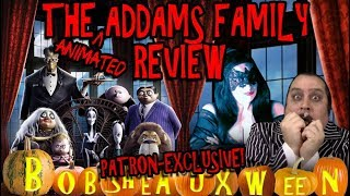 Trailer - The Addams Family (2019) Review - PATRON EXCLUSIVE