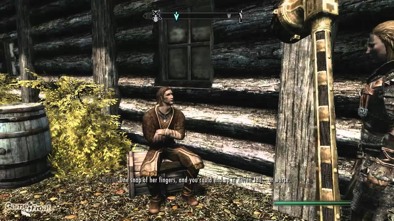 how to join the dark brotherhood in skyrim ps3