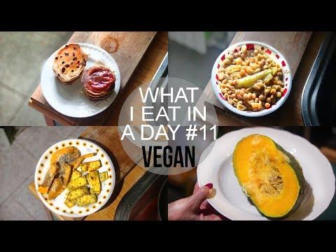 COSA MANGIO IN UN GIORNO #11 - Vegan || WHAT I EAT IN A DAY || Andrea Capodanno