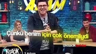 3 Adam - Gel hayalim remix (duygusal konuşma)