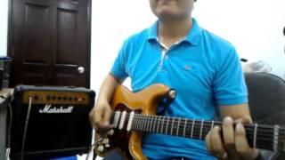 Guitar Solo Tìm Lại (microwave)