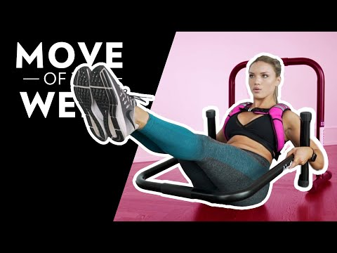 BodyRock Move of the Week: Over-Under Abs