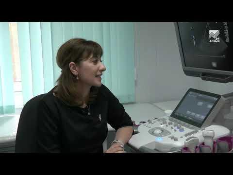 Детская поликлиника Черкесска получила новый аппарат УЗИ