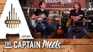 The Captain Meets Allen Hinds