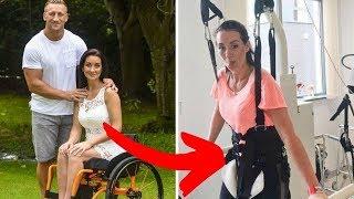 Муж бросил жену, когда её парализовало, но потом очень пожалел об этом