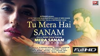 MOST HEART TOUCHING LOVE SONG  TU MERA HAI SANAM   LATEST HINDI SONG 2017   AFFECTION MUSIC RECORDS