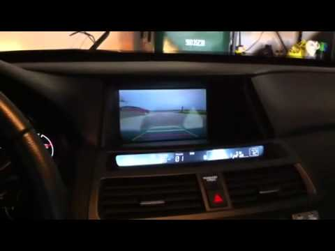 2011 Honda Accord V6 Coupe With Backup Camera Youtube
