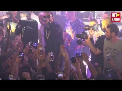 Extrait concert exclu de French Montana à Marrakech avec HIT RADIO - 09/05/15