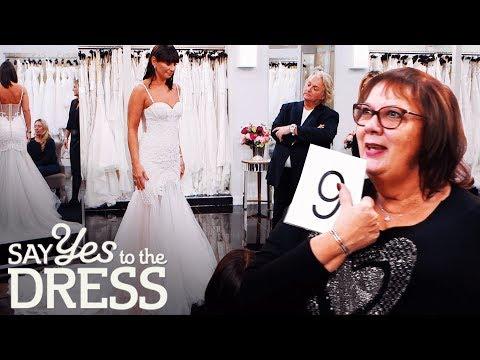 Entourage Scores the Bride's Picks! | Say Yes To The Dress UK