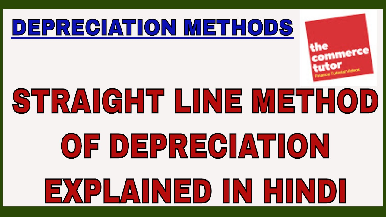 double line method and the straight [example, straight line depreciation] on april 1, 2011, company a purchased an equipment at the cost of $140,000 this equipment is estimated to have 5 year useful life.